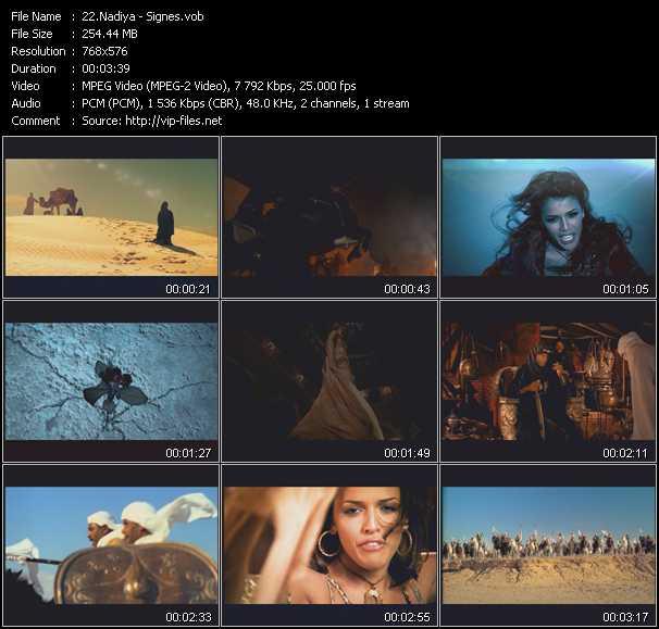 Nadiya video screenshot
