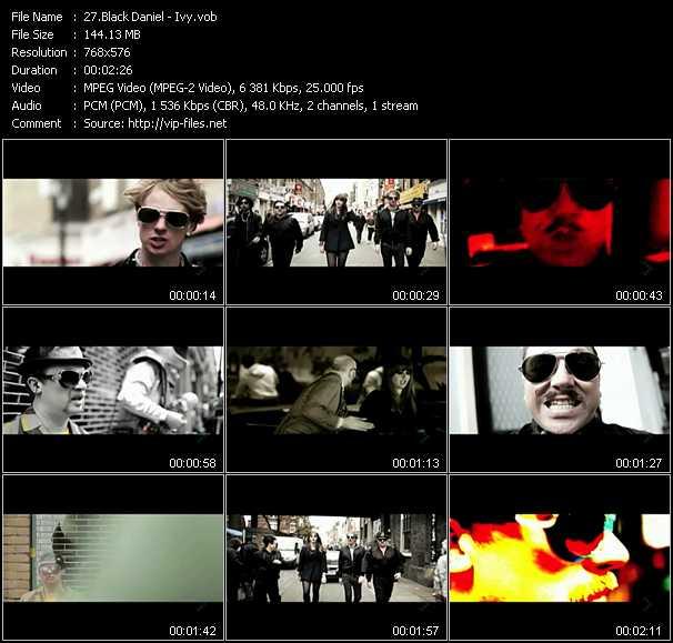 Black Daniel video screenshot