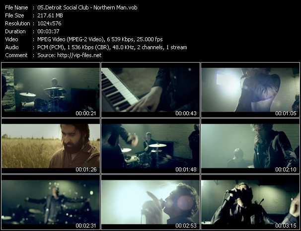 Detroit Social Club video screenshot