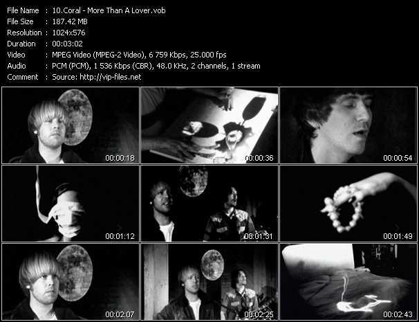 Coral video screenshot