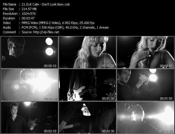 Exit Calm video screenshot