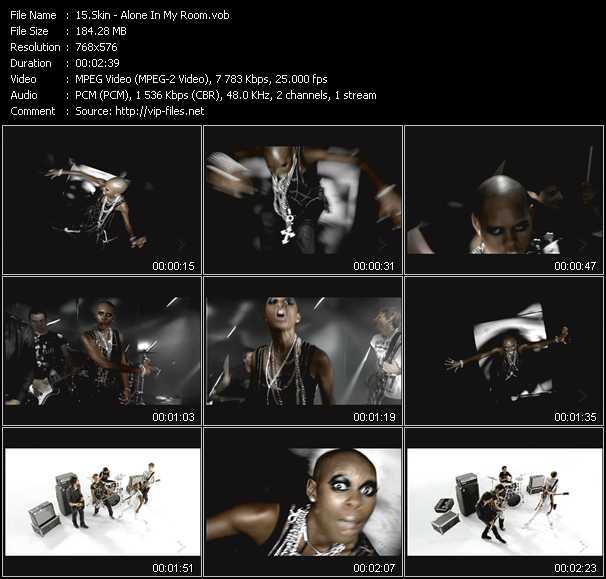Skin video screenshot