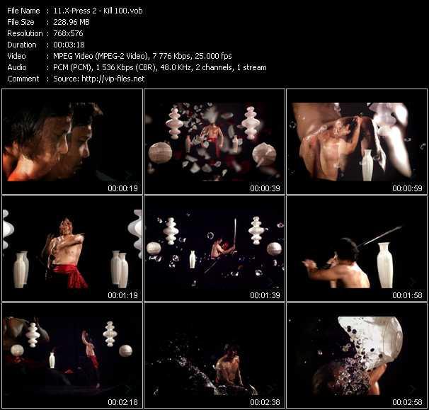 X-Press 2 video screenshot