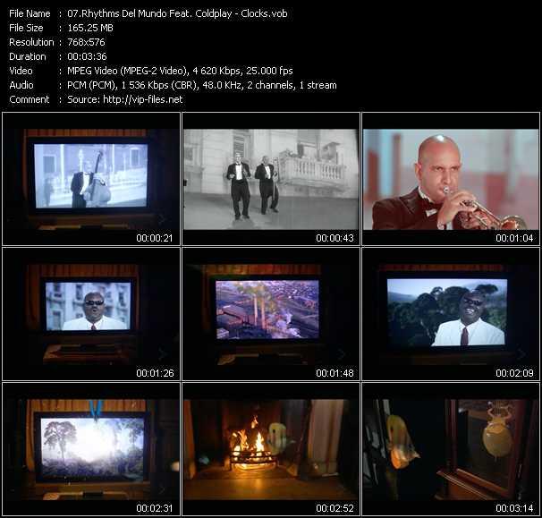 Rhythms Del Mundo Feat. Coldplay video screenshot