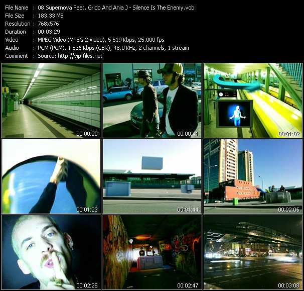 Supernova Feat. Grido And Ania J video screenshot