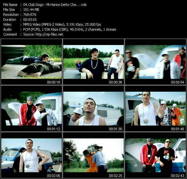 Club Dogo video screenshot