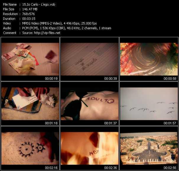 Io Carlo video screenshot