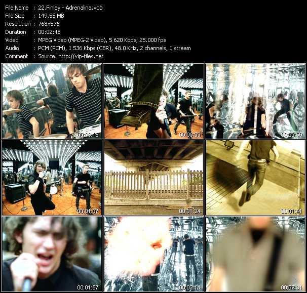 Finley video screenshot