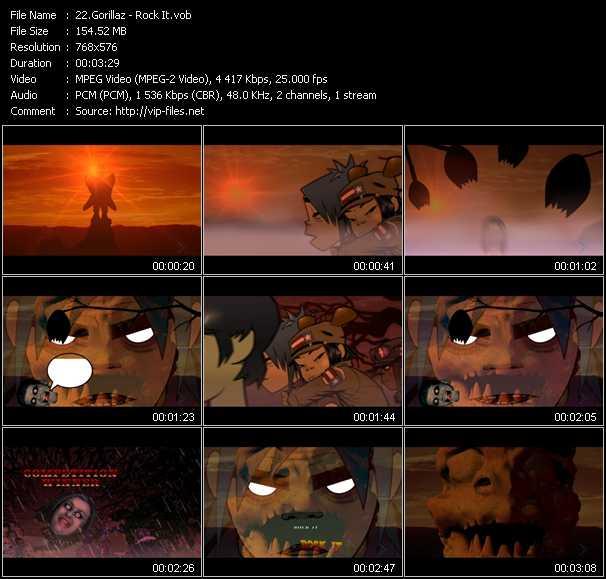 video Rock It screen