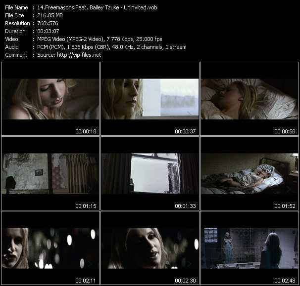 Freemasons Feat. Bailey Tzuke video screenshot