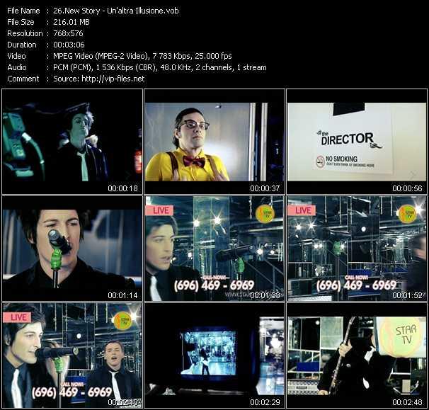 New Story video screenshot
