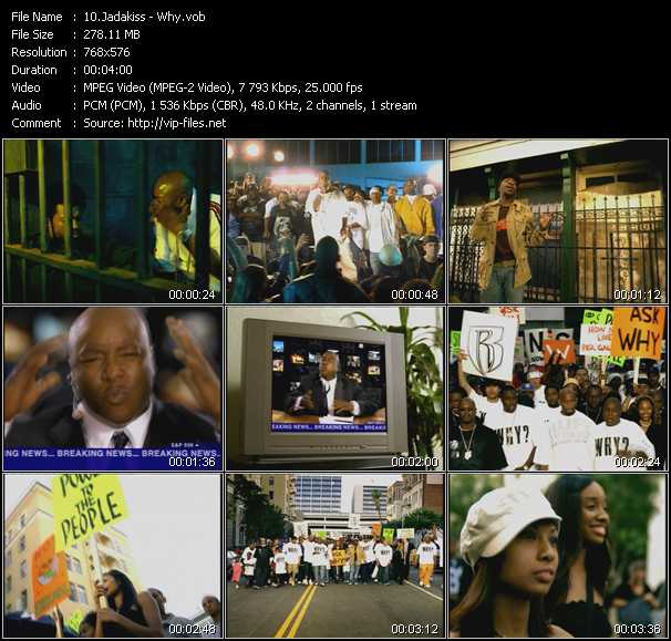 Jadakiss video screenshot