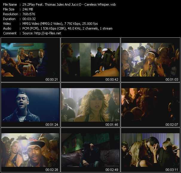 2Play Feat. Thomas Jules And Jucxi D video screenshot
