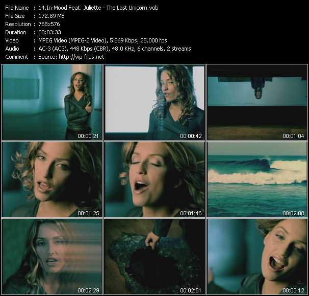 In-Mood Feat. Juliette video screenshot