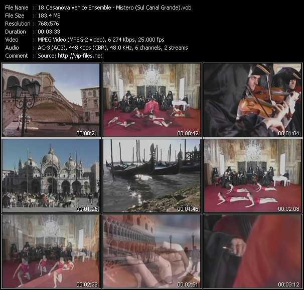 Casanova Venice Ensemble video screenshot