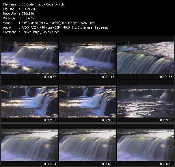 Code Indigo video screenshot