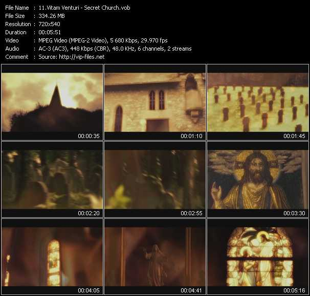 Vitam Venturi video screenshot