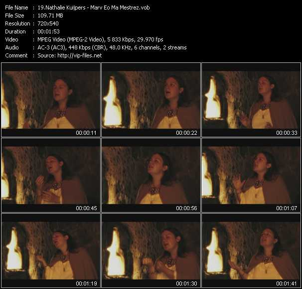 Nathalie Kuijpers video screenshot