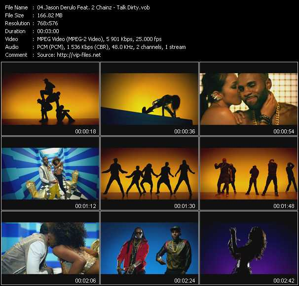 Jason Derulo Feat. 2 Chainz video screenshot