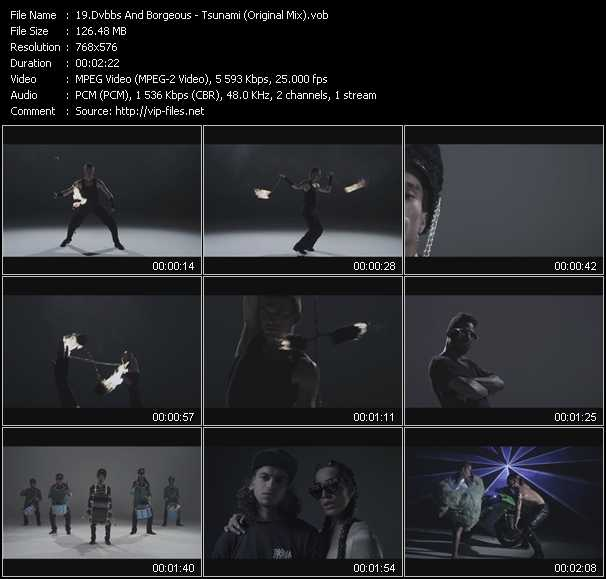 Dvbbs And Borgeous video screenshot