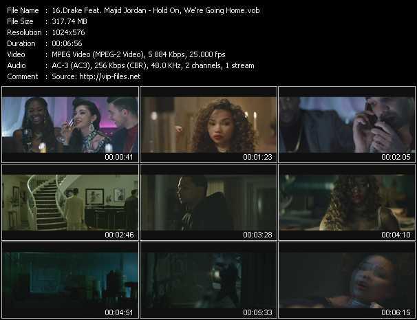 Drake Feat. Majid Jordan video screenshot