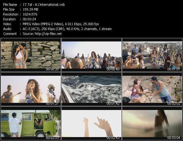 Tal video screenshot