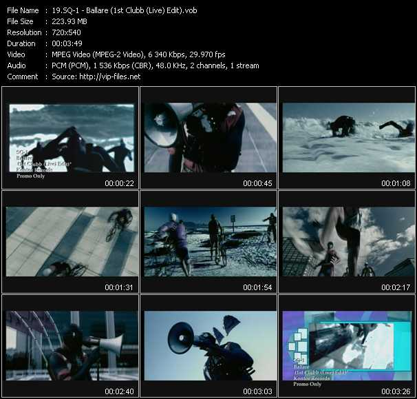SQ-1 video screenshot
