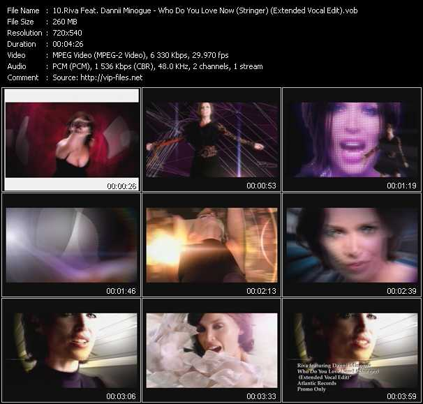 Riva Feat. Dannii Minogue video screenshot