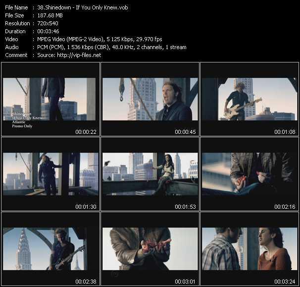 Shinedown video screenshot