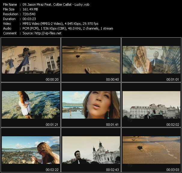 Jason Mraz Feat. Colbie Caillat video screenshot