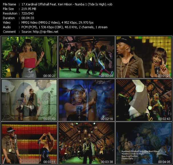 Kardinal Offishall Feat. Keri Hilson video screenshot