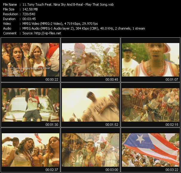 Tony Touch Feat. Nina Sky And B-Real video screenshot