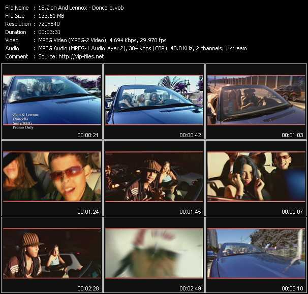 Zion And Lennox video screenshot