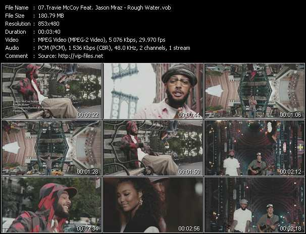 Travis McCoy Feat. Jason Mraz video screenshot