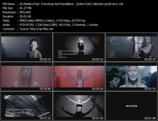 Medina Feat. Svenstrup And Vendelboe video screenshot