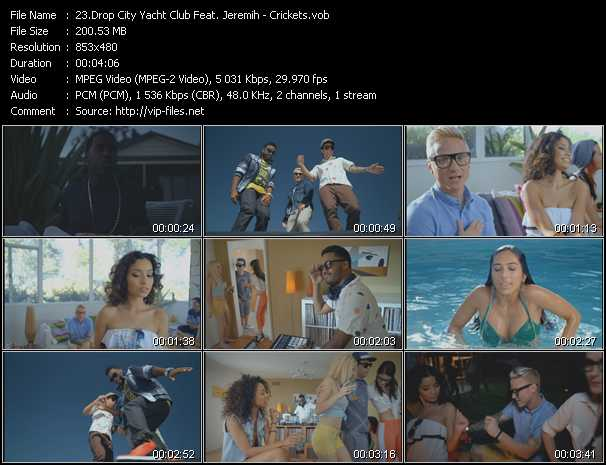 Drop City Yacht Club Feat. Jeremih video screenshot