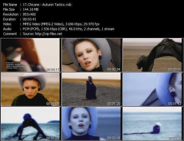 video Autumn Tactics screen