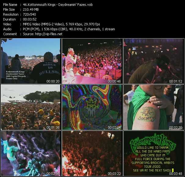 Kottonmouth Kings video screenshot