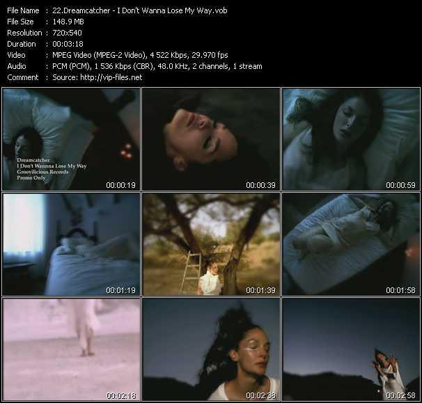 Dreamcatcher video screenshot
