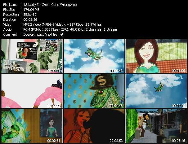 Kady Z video screenshot