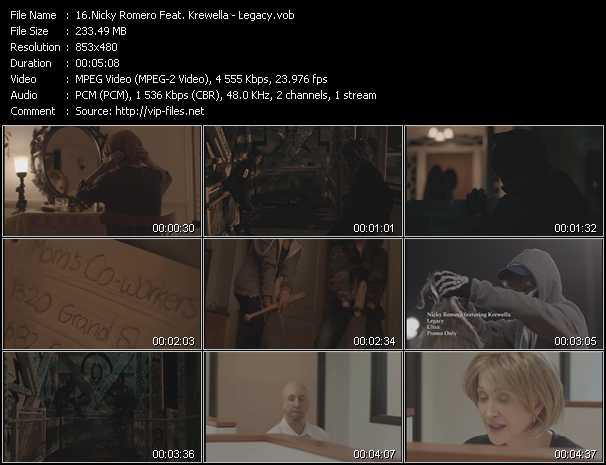 Nicky Romero Feat. Krewella video screenshot