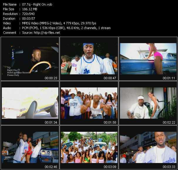 Tq video screenshot
