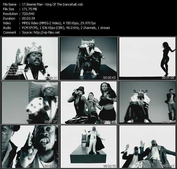 Beenie Man video screenshot
