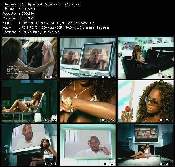 Shyne Feat. Ashanti video screenshot
