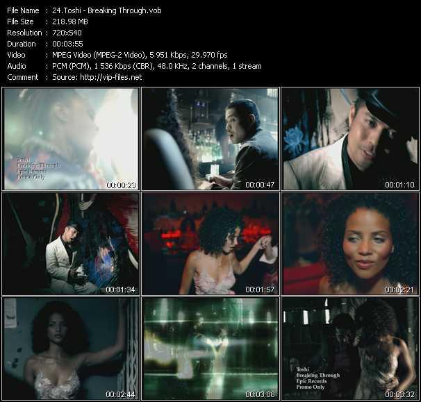 Toshi video screenshot