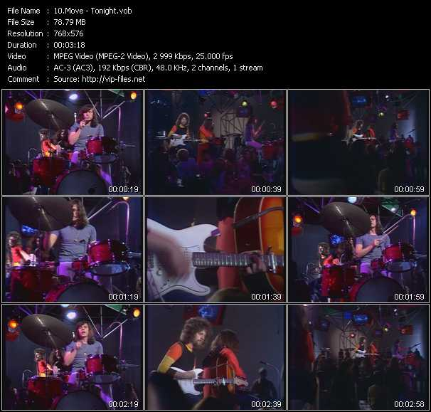 Move video screenshot
