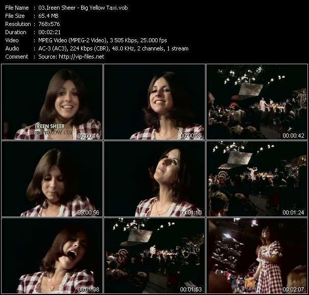 Ireen Sheer video screenshot