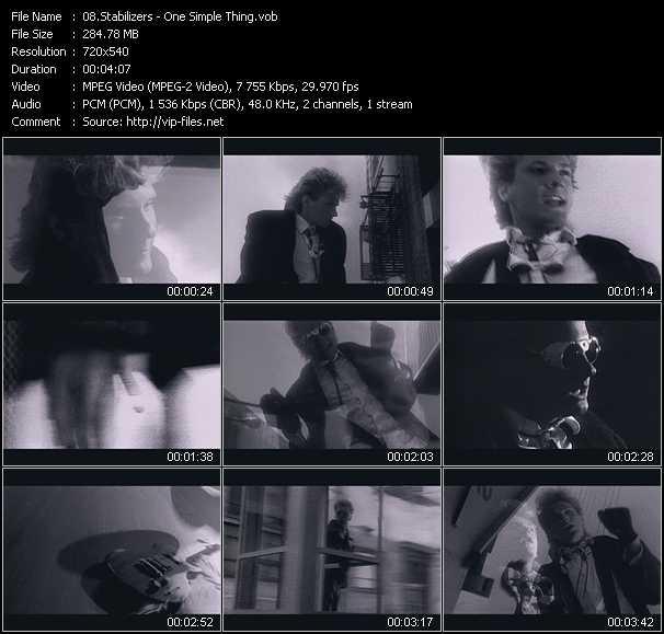 Stabilizers video screenshot