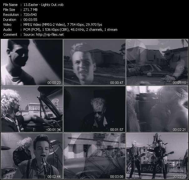 Easter video screenshot