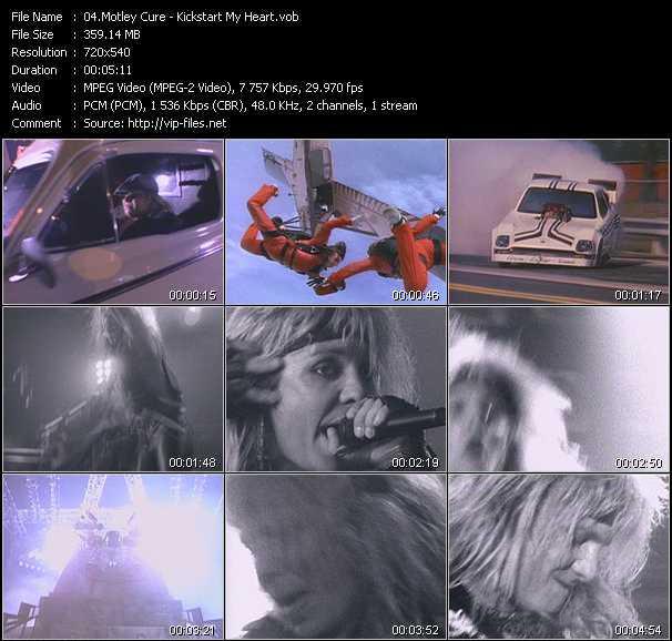Motley Cure video screenshot